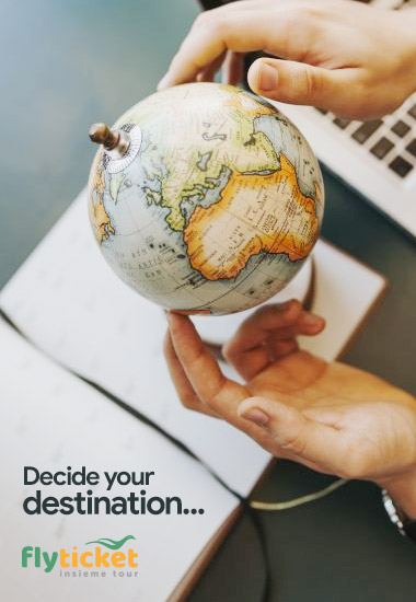 Decide your Destination | Insieme Tour